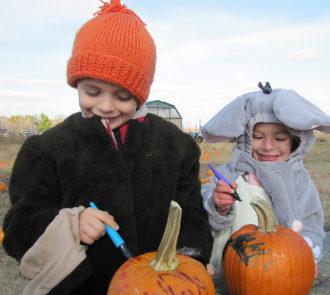 Hilltop Pumpkin Party