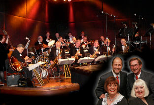 The Classic Big Band and The Nostalgics