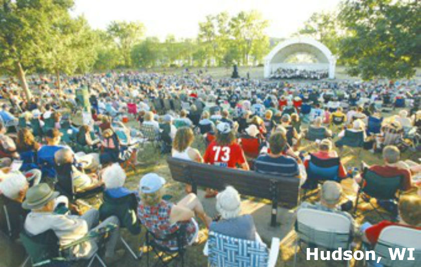 Concerts in the Park - Minnesota Jazz Orchestra