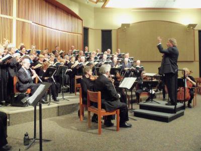 The Phipps Oratorio Society Mozart Requiem