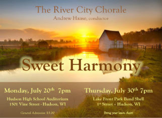 Concerts in the Park - River City Chorale